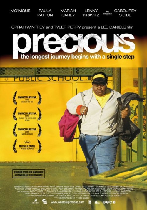 11305 17 poster 3 f - Ac� Bir Hayat �yk�s� - Precious: Based on the Novel Push by Sapphire   (12 Mart 2010)