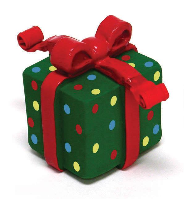 peculiar christmas gift fyi