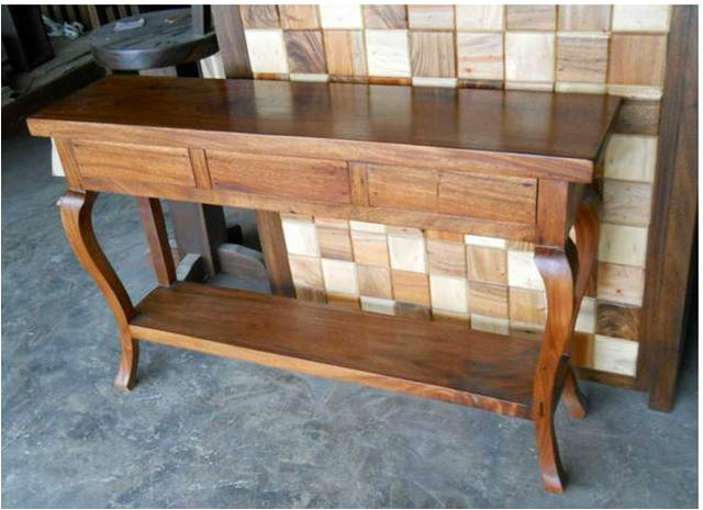 Authentic wooden and handcrafted furniture from the philippines peed bros farms trading corp Our home furniture prices philippines