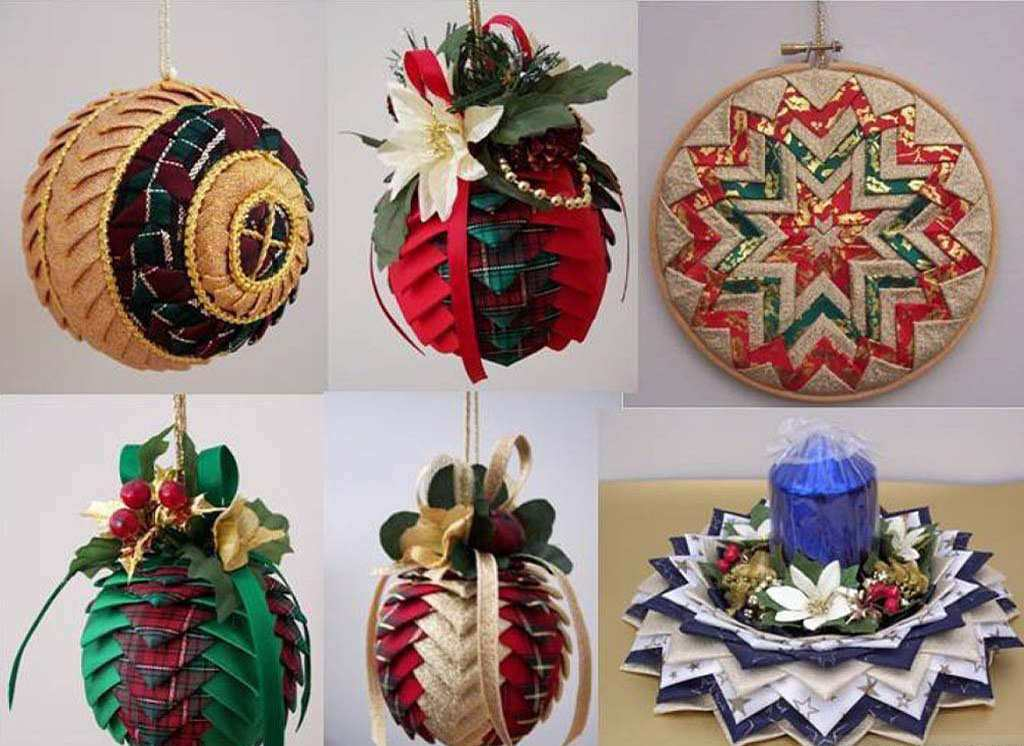 Classic christmas craft ideas fyi for Christmas crafts for adults to sell