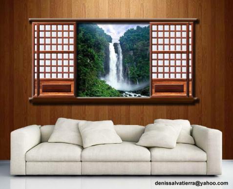 Bintanaw series #13 (Philippines Falls)