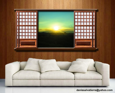 Bintanaw series #2 (sunrise-sunset)