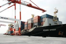 Dover Straight Vessel