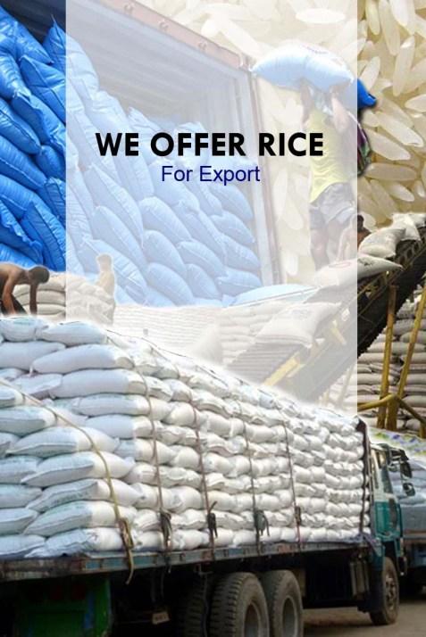 Rice blog offer