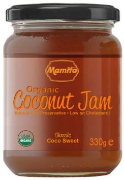 Coconut Jam 330g