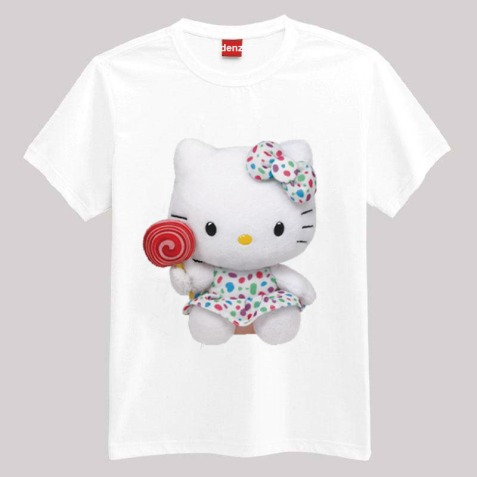 Hello Kitty - White