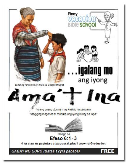 2019 Pinoy VBS Cover (Tagalog)