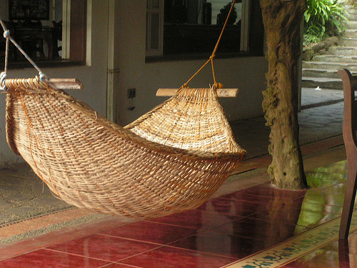 Duyan native rattan
