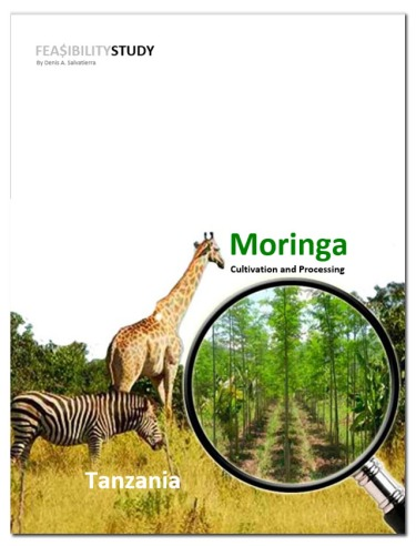 Moringa Cultivation and Processing Feasibility Study