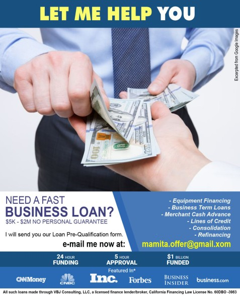 Advertisement - Fast Loan