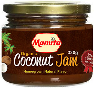 Coconut Jam Homegrown Natural Flavor