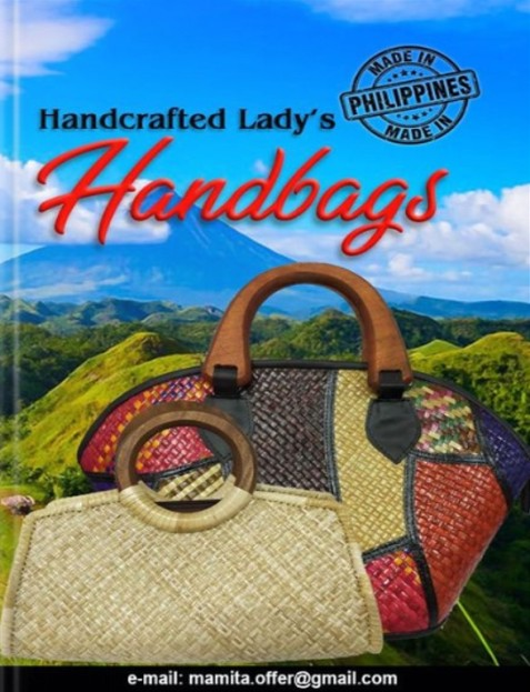 Handcrafted Lady's Handbags